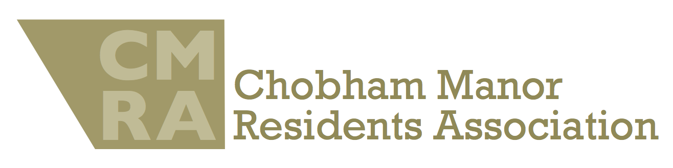 Chobham Manor Residents